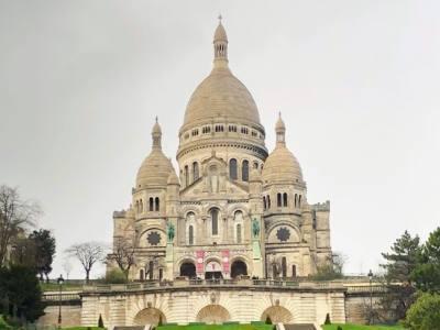 March 2020, Paris